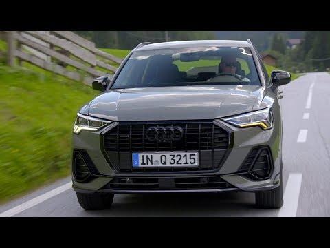 2019 Audi Q3   Chronos Grey   Driving, Interior, Exterior