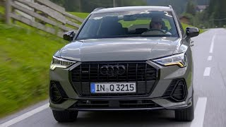 2019 Audi Q3 | Chronos Grey | Driving, Interior, Exterior