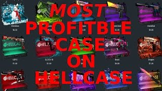 CSGO Opening - Most Profitable Case on HellCase? & GIVEAWAY