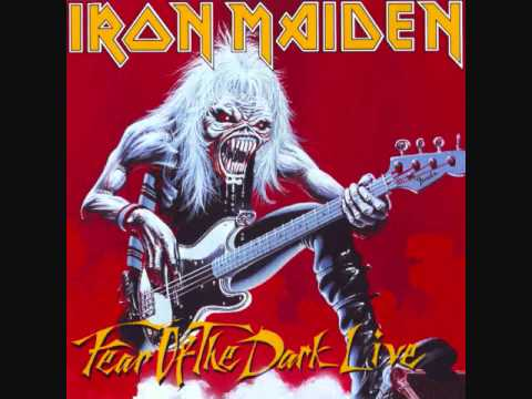 Iron Maiden - Hooks In You [Live at the Wembley Arena, 12-17-90]