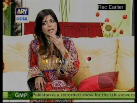 Good Morning Pakistan with Hadiqa Kiani Part 6