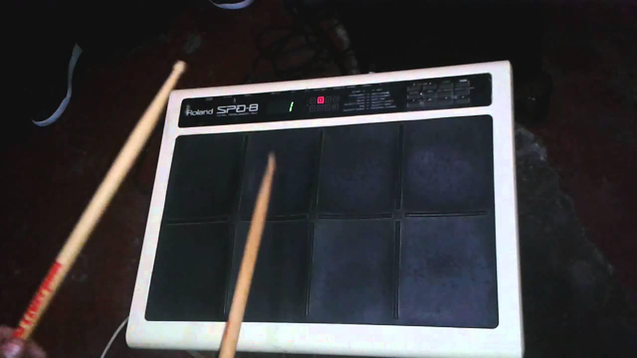 Verwonderend octapad spd8 - YouTube TK-94