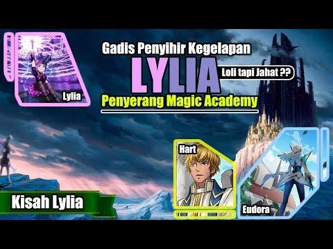 KISAH NYATA LYLIA GADIS KECIL DENGAN SIHIR HITAM YANG MELAWAN EUDORA DAN MAGIC ACADEMY