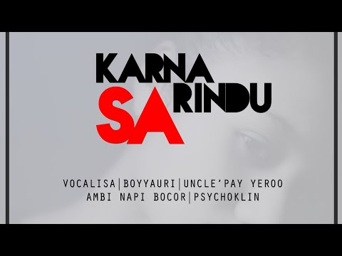 MNUKWAR - KARNA SA RINDU (Video Lirik)