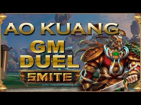 SMITE! Ao Kuang, Cuando conoces a tu rival...! GM Duel #51