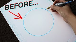 The Most Detailed CIRCLE EVER??? | ZHC