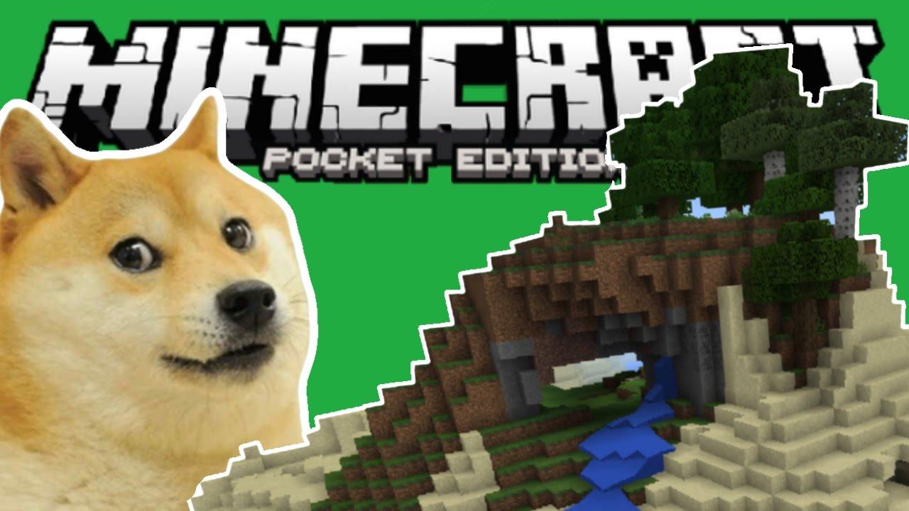 Perfekcyjna Wyspa  Seed - Minecraft Pocket Edition 1 0 0