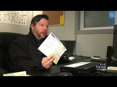 Ottawa man says his mail was diverted and identity stolen
