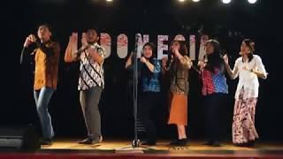 Medley Lagu Daerah Indonesia oleh PPI Grenoble di Festival Culinaire Indonésien 2017 - Stafaband