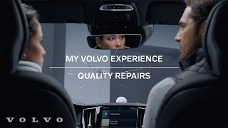 My Volvo Experience | Quality Repairs