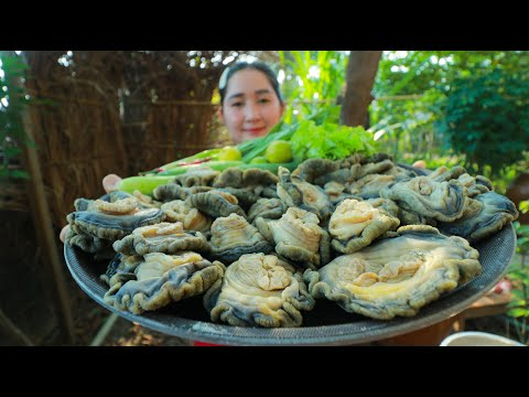 Sea Mushroom Grilling Recipe – Cooking With Sros