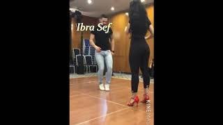 تحدي رقص جزائري مع تركية على اغنية تركية 😱