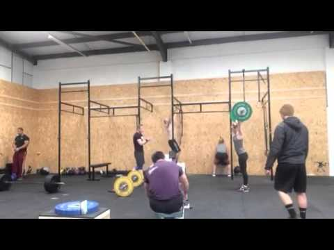 Battle of the boxes 16.3 crossfit cambridgeshire