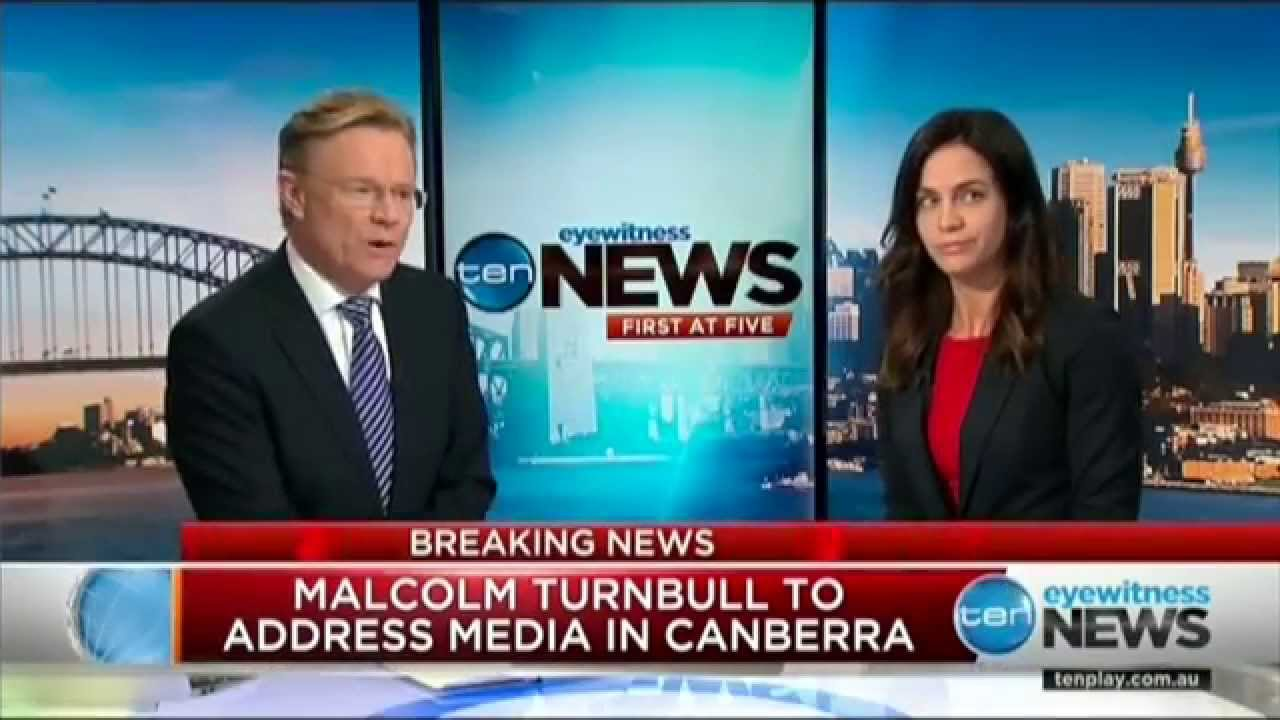 Ten eyewitness news sydney