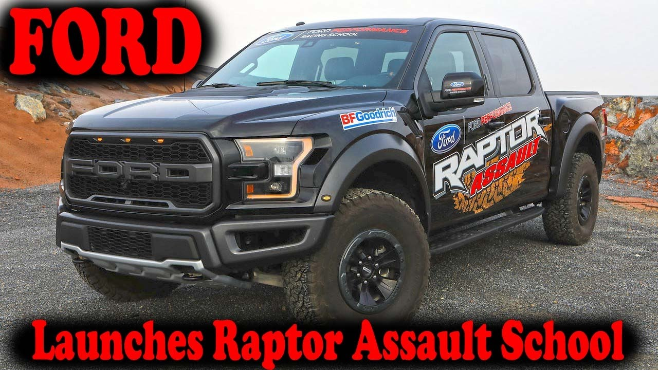 look this ford launches raptor assault school for raptor owners youtube. Black Bedroom Furniture Sets. Home Design Ideas