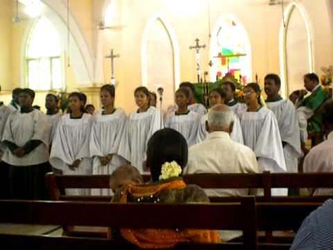 St. George's church choir madurai - YouTube
