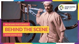 Behind The Scene - Billboard Photoshoot