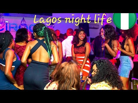 The night scene in Lagos Nigeria | Bylamitv