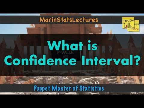 What is a Confidence Interval?