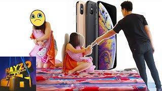 HAYZOtv - Đổi Thận Lấy iPhone XS Max... Bài Học Nhớ Đời Cho Em Gái !!