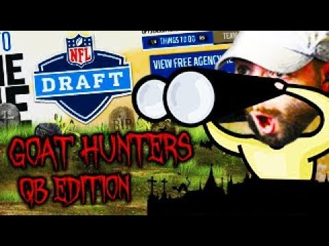 BEST OVERALL YOU CAN DRAFT: QB EDITION | Madden 18 In-Depth Drafting Analysis | Goat Hunters
