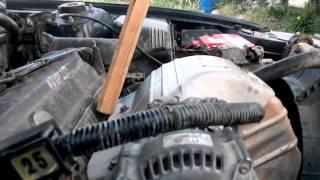 видео Установка  контрактных двигателей и агрегатов