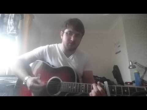 Train- Angel in Blue Jeans (Cover by Chris James)