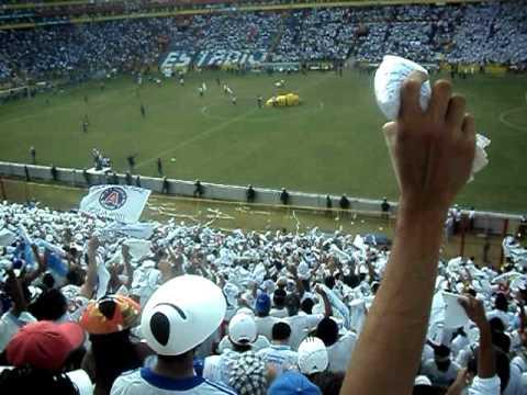 ALIANZA F.C. vs Metapán Final Apertura 2010 (Como no te voy a querer)