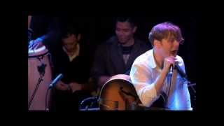 California Honeydrops - Soul Tub Medley - Great American Music Hall - 4-19-13 Filmed by EVNTLIVE