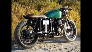 Iron Thrills 1977 CB750k
