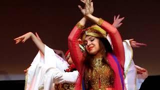 Индийские танцы от Алина-Ясмин. Лучшие педагоги Москвы в Школе танцев KrisStyle