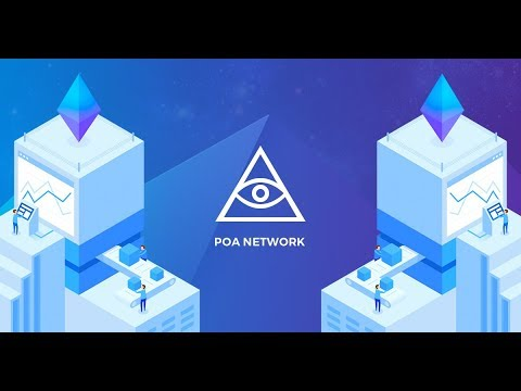 First Look at POA Network. New blockchain concept! Going to be huge in 2018?!