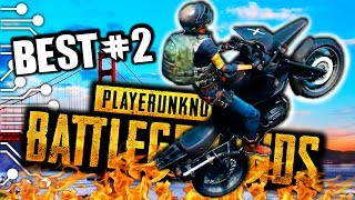 ЛУЧШИЙ ИГРОК PUBG КАРАЕТ ВСЕХ В PLAYERUNKNOWN'S BATTLEGROUNDS