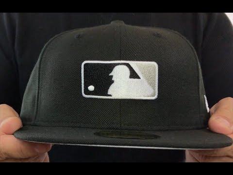 0b1b3bff842 White Sox  TEAM MLB UMPIRE  Black Hat by New Era - YouTube