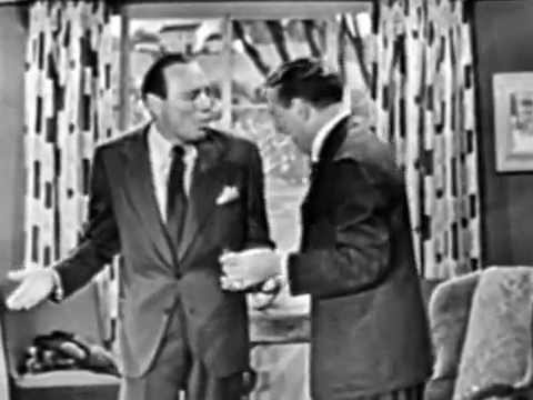 "1952-04-24 The George Burns and Gracie Allen Show ""Jack Benny Steals George's Joke"""