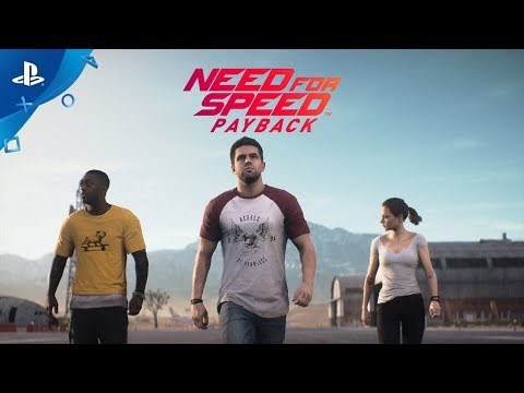 Need for Speed Payback - Story Trailer   PS4