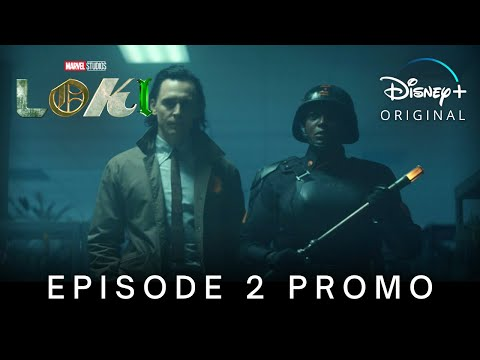 Marvel Studios' LOKI | EPISODE 2 PROMO TRAILER | Disney+