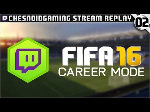 FIFA 16 | Twitch Career Mode Ep2 - MORE SIGNINGS COMING IN!!