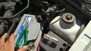 Arabaya ses sistemi montajı
