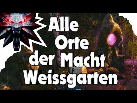 Witcher 3 Geheime Orte