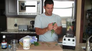 Lose Weight with Calgary Chiropractor | Dr. LeDrew's Healthy Smoothie | Full Potential Chiropractic