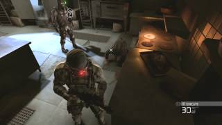 Splinter Cell: Conviction: Co op (Mission 1) No Commentary