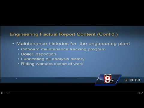 VIDEO: NTSB releases audio transcripts from El Faro