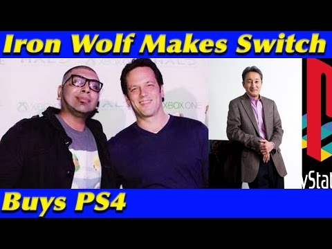 BREAKING NEWS - Iron Wolf Converts to PlayStation
