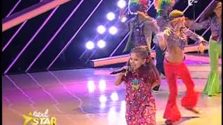 "Teodora Tanasa a interpretat melodia formatiei O-Zone: ""Dragostea d..."