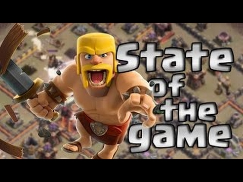 "Where is CLASH OF CLANS? - CWA's ""State Of The Game"""