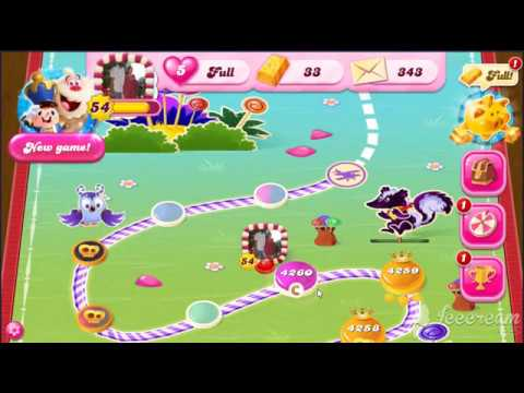 Level on candy the crush highest Candy Crush