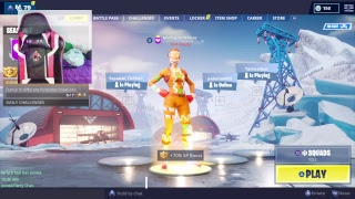 Fortnite Having Fun OG Skin Ginger Gunner