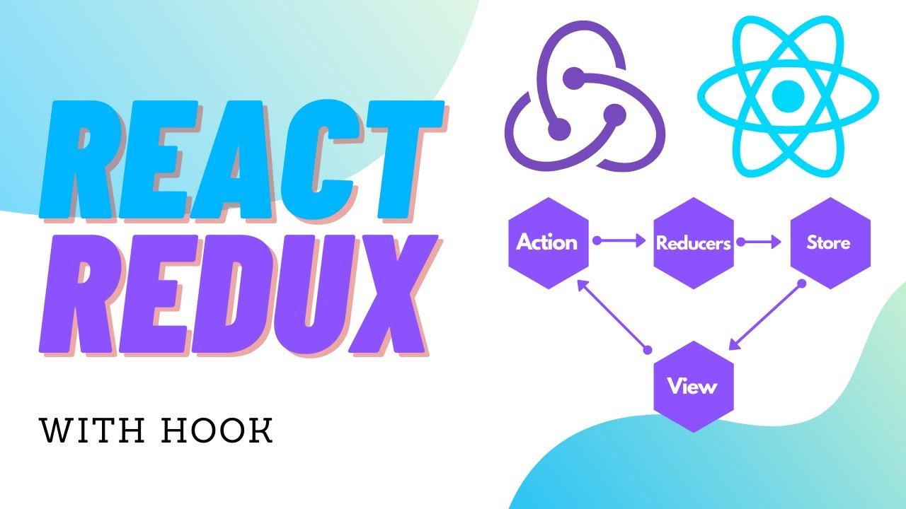 React Redux (with Hooks) Crash Course - 2021