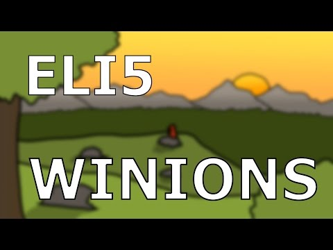ELI5   League of Legends   CS (Creeps score + Winions)